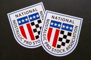 National Nostalgia Pro Stock Association T Shirt