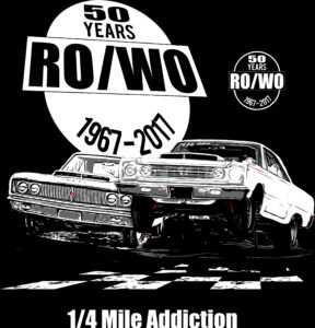 R0/W0 1967 factory hemi cars