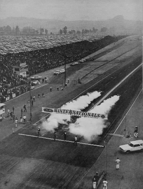 The golden years of drag racing
