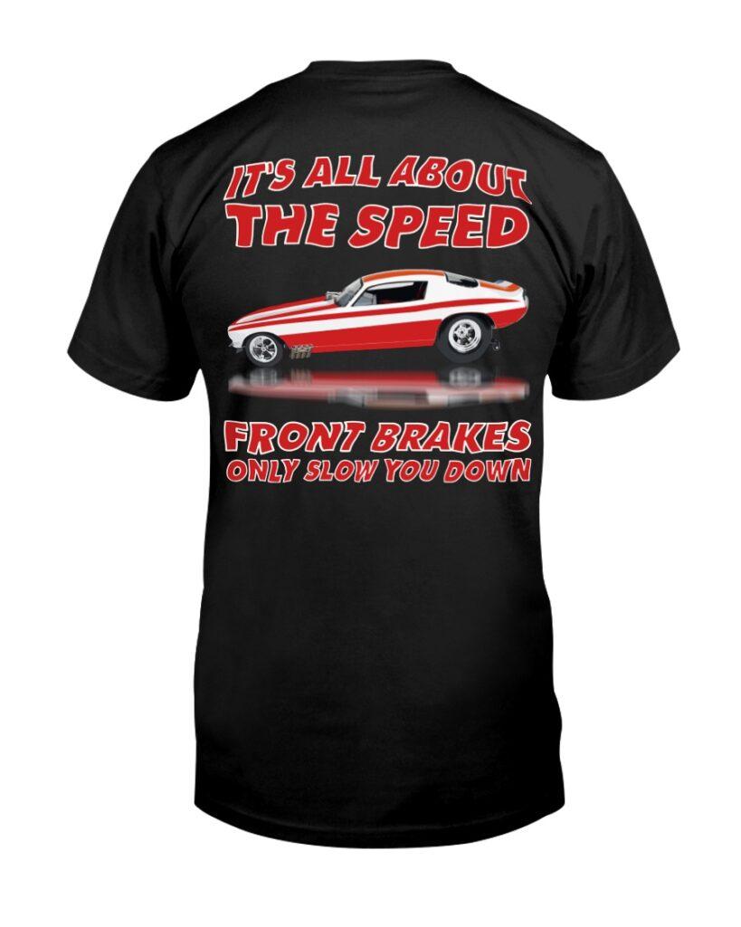 Custom Drag Racing Shirts