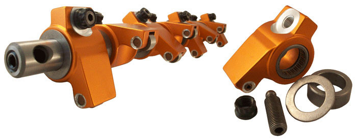 Harland Sharp roller rockers for small block LA heads