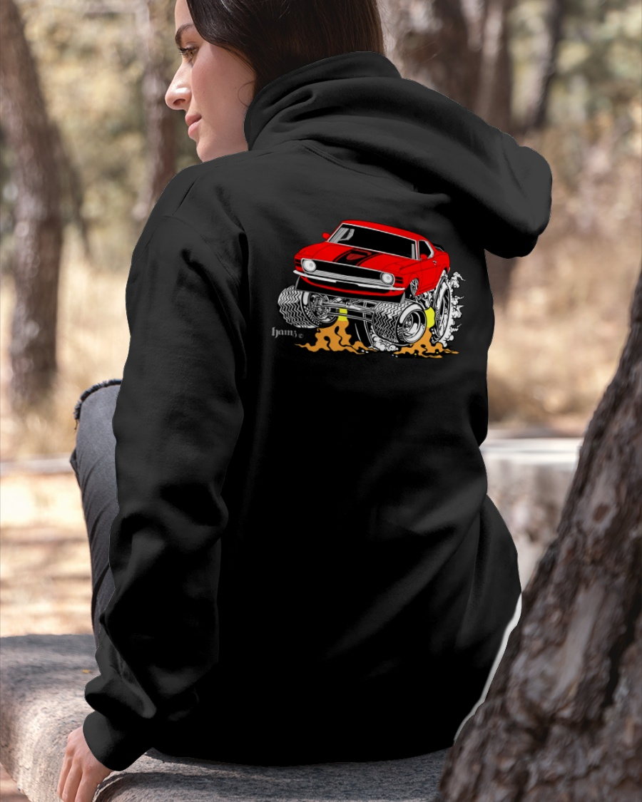 drag racing hoodies & sweatshirts