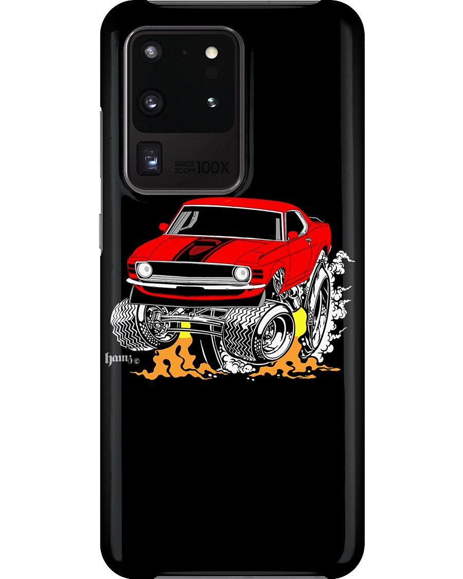 drag racing iPhone & Samsung mobile phone cases