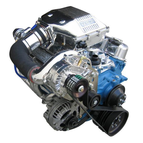 Paxton small block Mopar supercharger kit