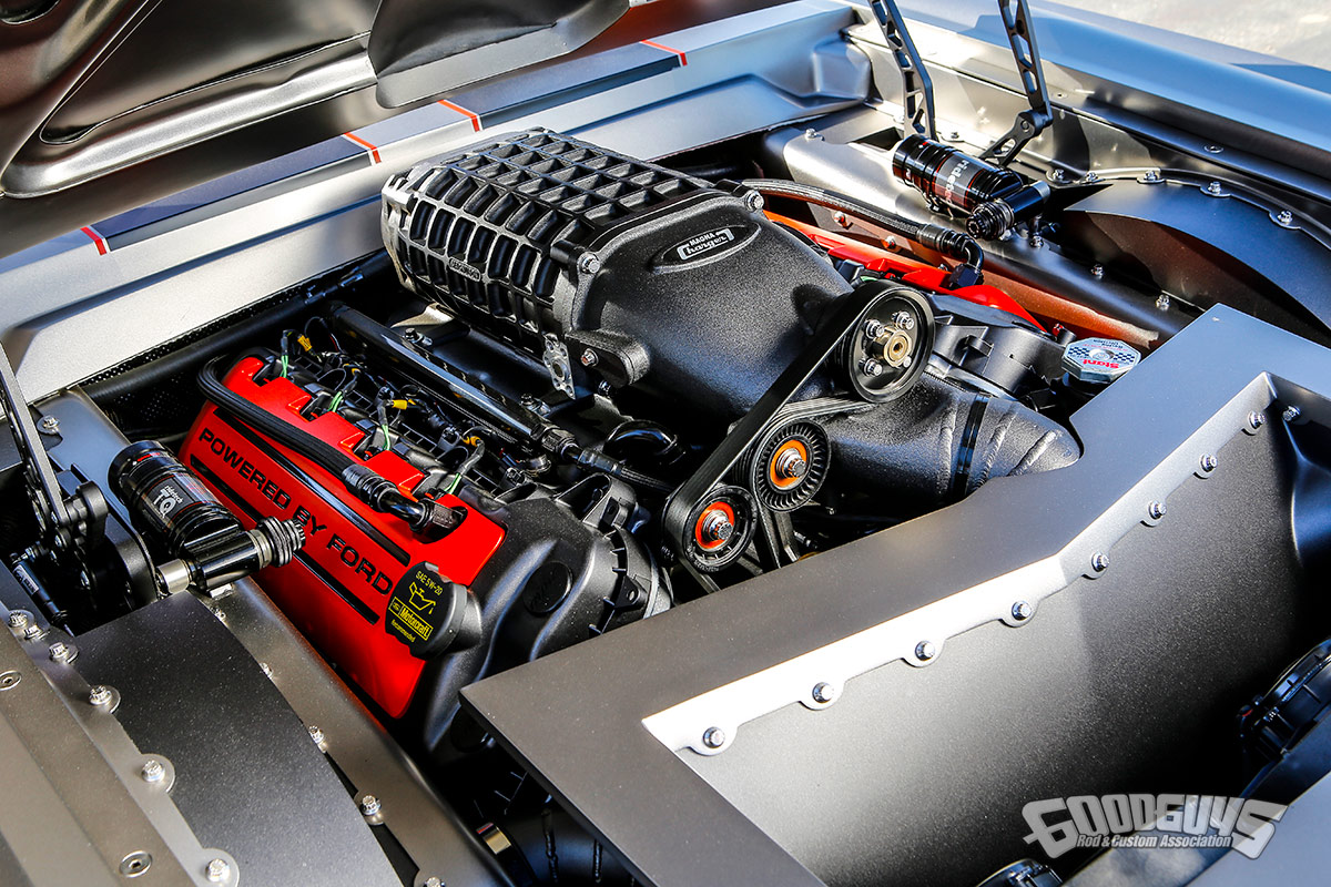 Mustang supercharger systems
