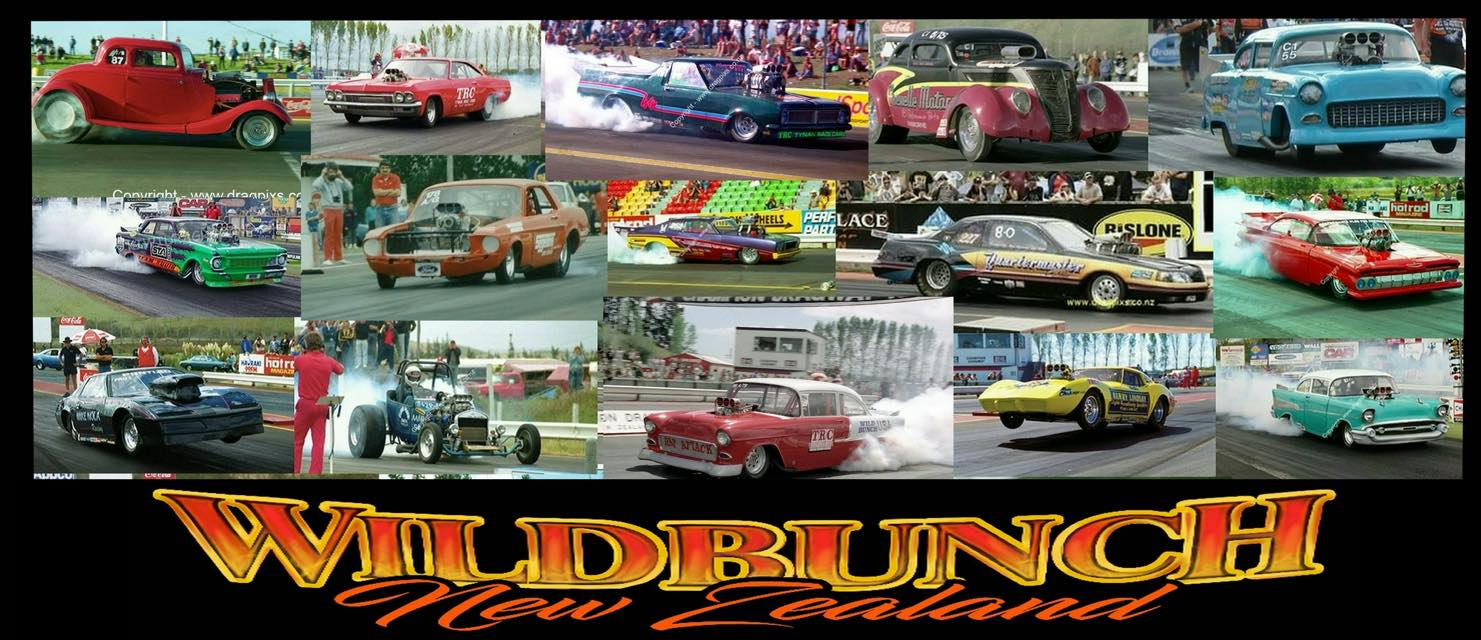 Wild Bunch New Zealand Drag Racing Class