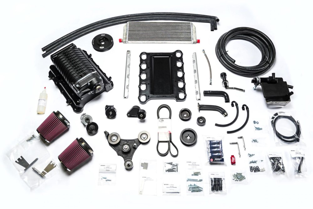 Whipple Supercharger Kits