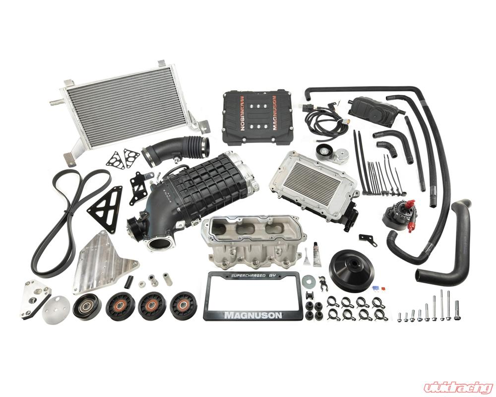 3rd gen Toyota Tacoma supercharger kit